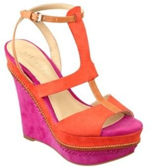 GUESS Diastol Wedge Sandals