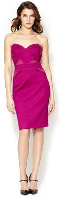 Zac Posen Strapless Sweetheart Dress