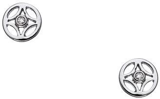 Topten Top Ten Diamond Kaleidoscope Stud Earrings