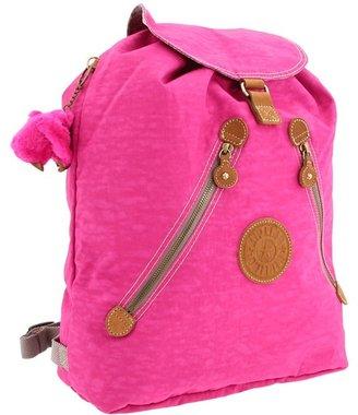 Kipling U.S.A. - Fundamental Large Backpack (Fuchsia Pink) - Bags and Luggage