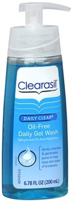 Clearasil Daily Clear Oil-Free Daily Gel Wash