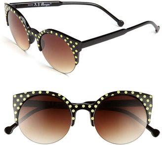 A. J. Morgan A.J. Morgan 52mm Retro Sunglasses