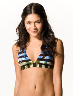 Lucky Brand Just Loungin' Halter Top