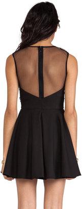 Keepsake Secret Door Mini Dress