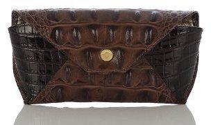 Brahmin Eyeglass Case Cocoa Melbourne