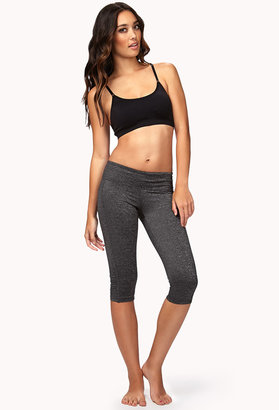 Forever 21 Low Impact - Seamless Padded Sports Bra