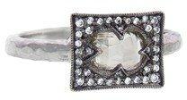 Cathy Waterman Grey Mogul Diamond Ring
