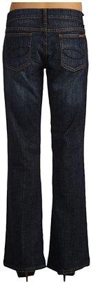 Stetson 816 Classic Boot Cut Jean (Dark Wash) Women's Jeans