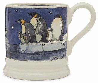 Emma Bridgewater Winter Penguins Half-Pint Mug