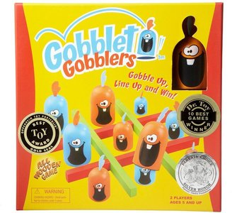 Wood Gobblet Gobblers Game $34.99 thestylecure.com