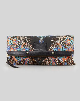 Twelfth St. By Cynthia Vincent Cherry Blossom Banker's Clutch Bag