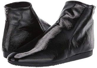 Arche Lilou (Noir) Women's Zip Boots