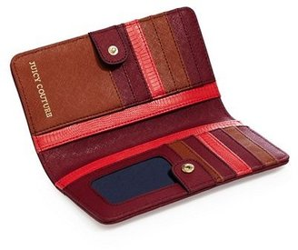 Juicy Couture Sierra Colorblock Continental Wallet