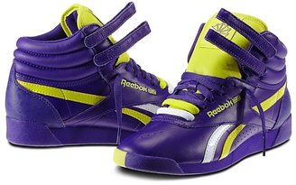 Reebok Freestyle Hi Splitz