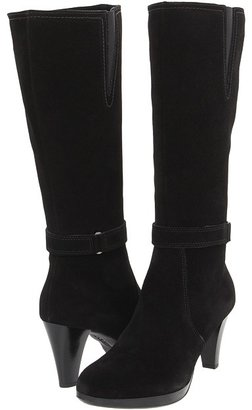 La Canadienne Malvern (Black Suede) - Footwear