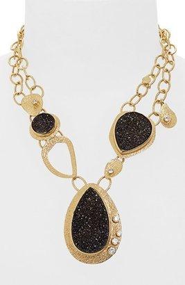 Melinda Maria 'Gaia' Drusy Necklace