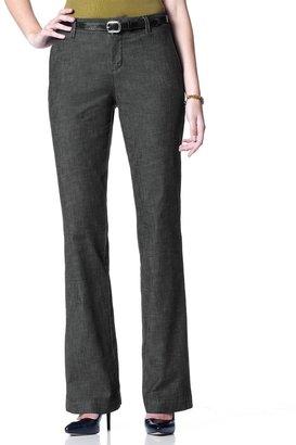 Coldwater Creek Natural denim trouser