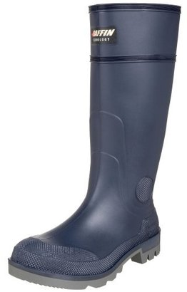 Baffin Men's Bully Work Boot,Blue/Clear/Grey,13 M US
