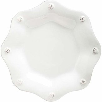 Juliska Berry & Thread Whitewash Scallop Tea Plate