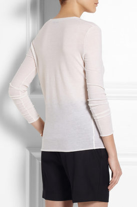 Joseph Fine-knit cashmere sweater