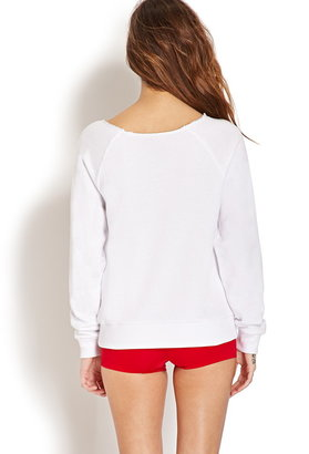 Forever 21 Windy City Sweatshirt