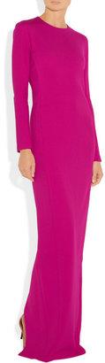 Chalayan Crepe maxi dress