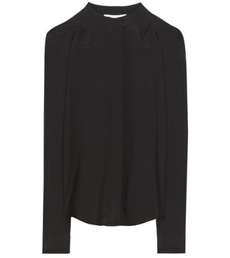 Chloé Silk crepe de chine shirt