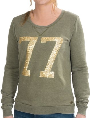 Maison Scotch Sequin Sweatshirt (For Women)
