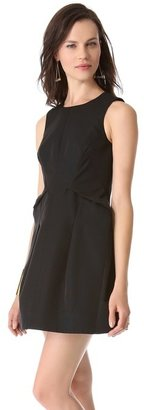 McQ by Alexander McQueen Alexander McQueen Side Panel Dress
