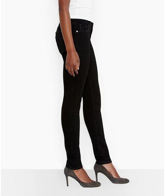 Levi's midrise skinny jeans - women's