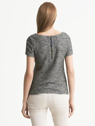 Banana Republic Heritage Tweed Tee