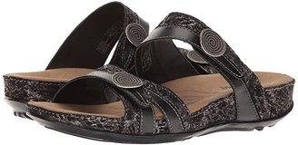 Romika Fidschi 22 (Blue/Combination) Women's Sandals