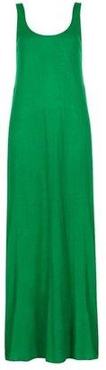 Topshop Knit Tank Maxi Dress