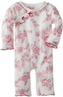 Coccoli Baby-Girls Newborn Cotton Jer...