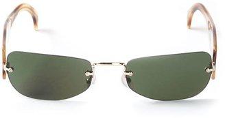 Marni oval sunglasses