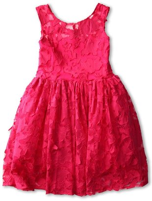 fiveloaves twofish - Pretty in Pink Dress (Little Kids/Big Kids) (Pink) - Apparel