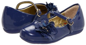 Pampili 188.106 FA11 (Infant/Toddler) (Navy) - Footwear