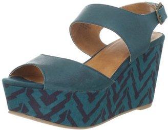 BC Footwear Women's Eagle Eyes Platform Sandal