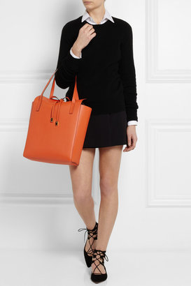 Michael Kors Miranda leather tote