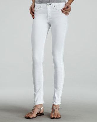 Rag and Bone Rag & Bone Skinny Jeans, White