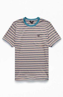 e9cdffd1 Volcom Moore Striped Pocket T-Shirt