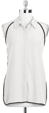 Vince Camuto Piped Shirt
