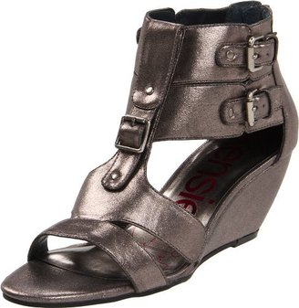 Kensie Girl Women's Delphine Wedge Sandal