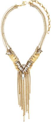 Erickson Beamon Bette Davis Eyes Necklace in Gold