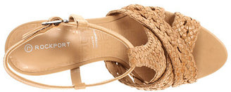 Rockport Audry Woven T Strap