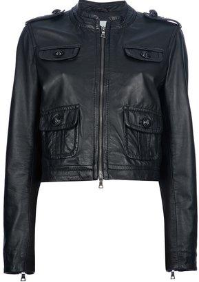 Moschino Cheap & Chic cropped jacket