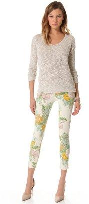 Velvet Lily Aldridge for Saffron Pullover