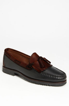 Men's Allen Edmonds 'Nashua' Tassel Loafer $195 thestylecure.com