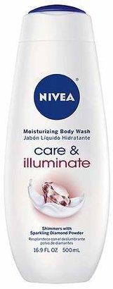 Nivea Sparkle Cream Oil Body Wash