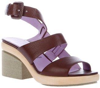 Simona Vanth 'medea jr' sandal